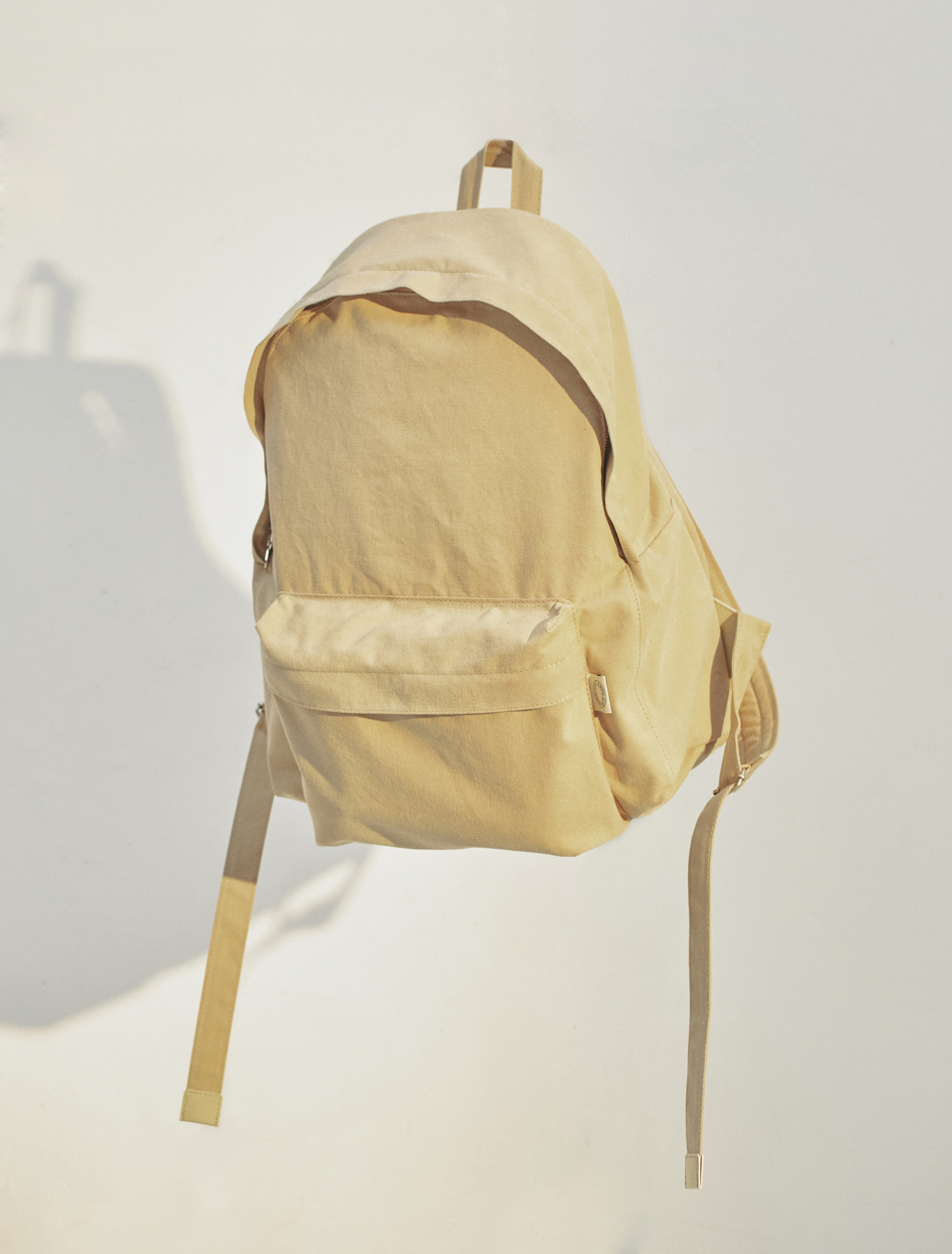Tutto Handmade Backpack (Beige)