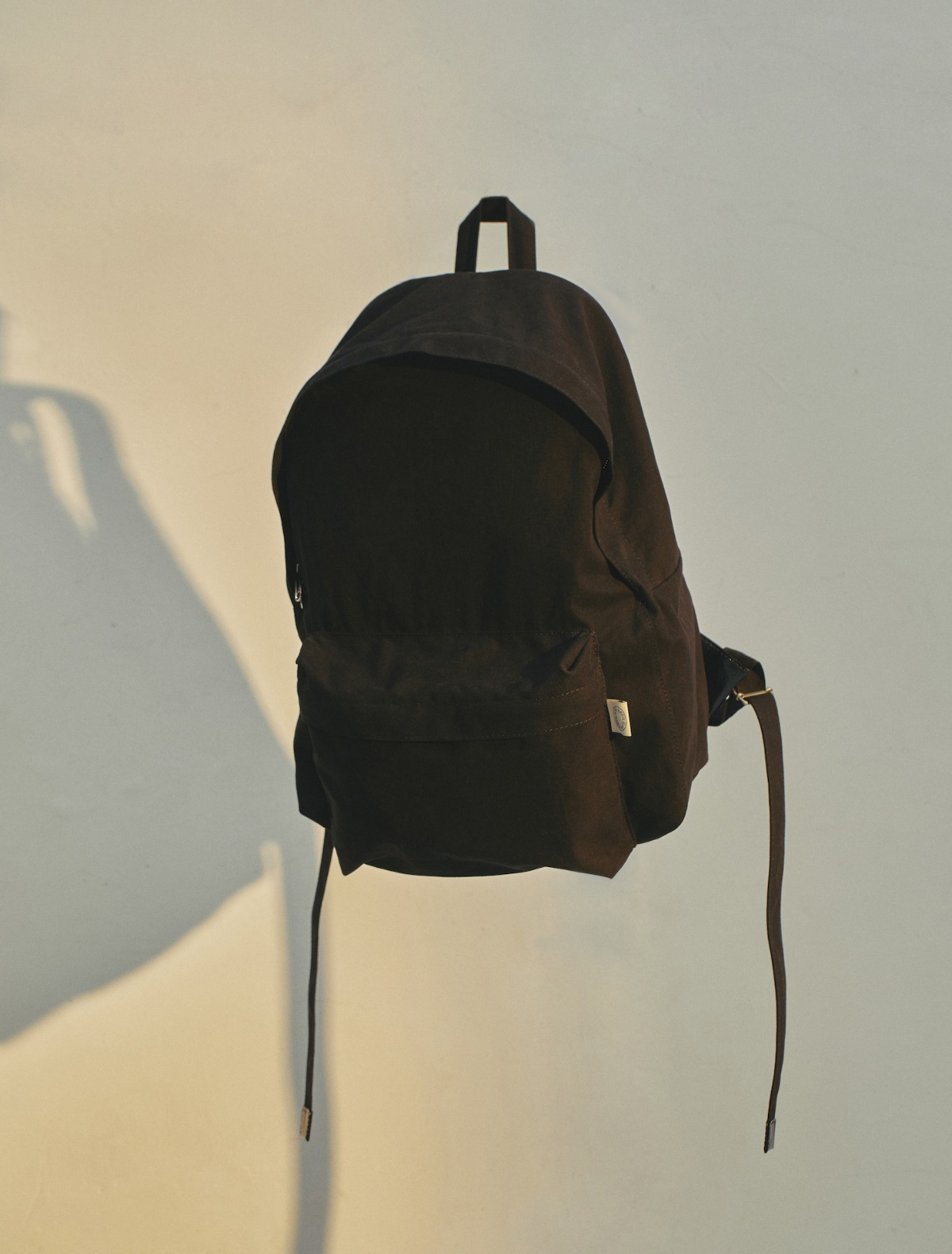 Tutto Handmade Backpack (Black)